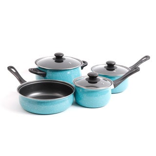Gibson Casselman 7-Piece Cookware Set