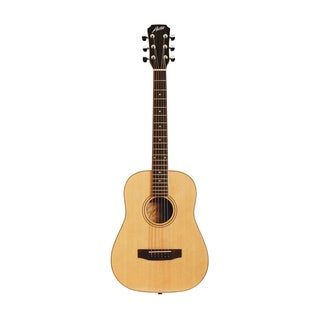 Austin Guitars AM30-D Dreadnought Travel Guitar with Gig Bag