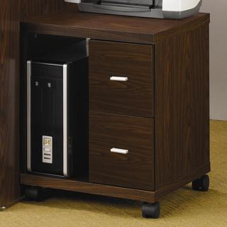 Link to Porch & Den Keith 2-drawer File Cabinet Computer Stand Similar Items in Office Furnishings