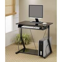 Coaster Company Small Black Computer Desk