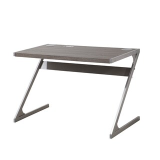 Coaster Home Furnishings Bluetooth Desk (Weathered Grey)