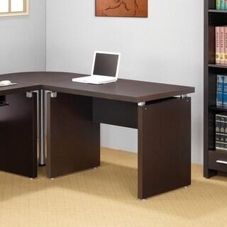 Coaster Company Cappuccino Writing Desk