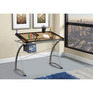 Chrome Drafting Desk