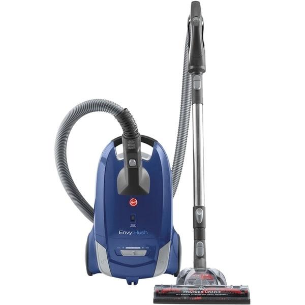 Hoover SH40100 Envy Hush Bagged Canister Vacuum