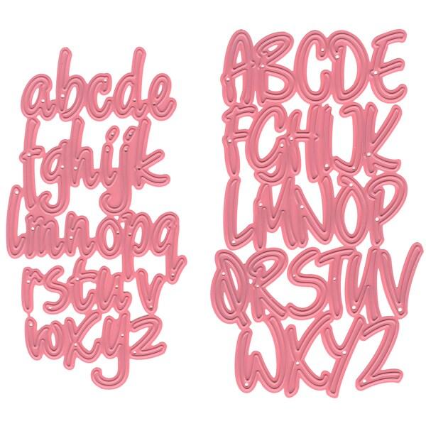 Marianne Design Collectables Dies Alphabet, 2 44