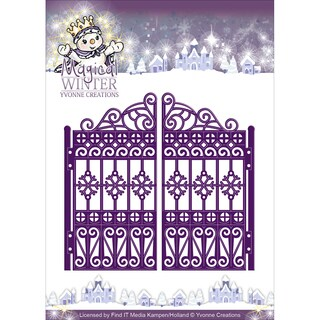 Find It Trading Yvonne Creations Magical Winter Die Gate