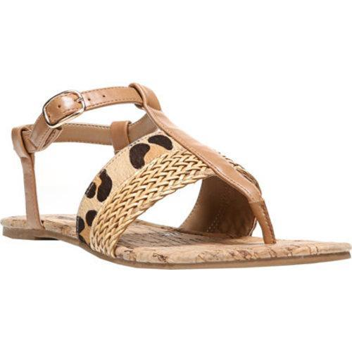 7aab243767a1 Shop Women s Carlos by Carlos Santana Francis Sandal Leopard PU - Free  Shipping Today - Overstock - 11941446
