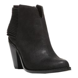 Women's Carlos by Carlos Santana Everett Ankle Boot Black PU