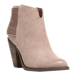 Women's Carlos by Carlos Santana Everett Ankle Boot Taupe PU