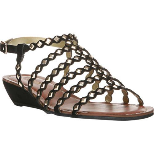 Womens Sandals CARLOS by Carlos Santana Kaden Black