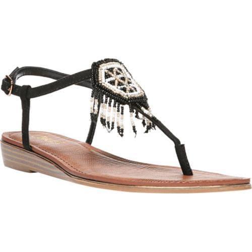 Womens Sandals CARLOS by Carlos Santana Tonalea Black