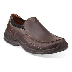 Men's Clarks Niland Energy Slip-on Brown Leather