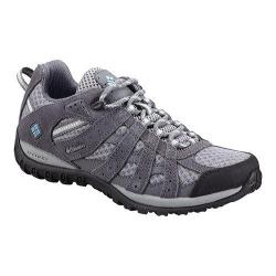 Women's Columbia Redmond Low Hiking Shoe Boulder/Sky Blue
