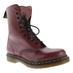 Dr. Martens Unisex 1490 Smooth 10-Eyelet Boot
