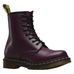 Women's Dr. Martens 1460 8-Eye Boot Purple Smooth