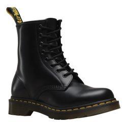 Women's Dr. Martens 1460 8-Eye Boot Black Smooth