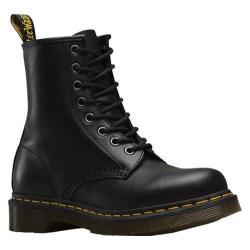 Women's Dr. Martens 1460 8-Eye Boot Black Nappa