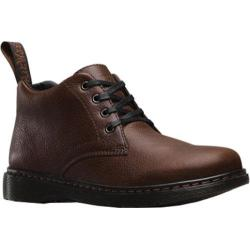 Men's Dr. Martens Barnie Chukka Boot Dark Brown Grizzly