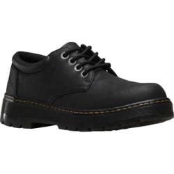 Men's Dr. Martens Bolt 4 Eye Non Steel Industrial Shoe Black Wyoming