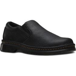 Men's Dr. Martens Boyle Slip On Shoe Black Grizzly