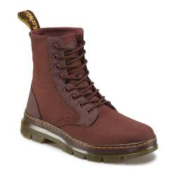 Dr. Martens Combs 8-Eye Boot Old Oxblood Extra Tough Nylon/Rubbery