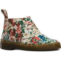 Women's Dr. Martens Daytona Chukka Boot Sand Secret Garden Canvas