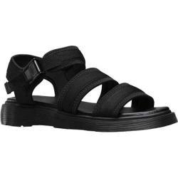 Dr. Martens Effra Tech 2 Strap Sandal Black Webbing/Neoprene