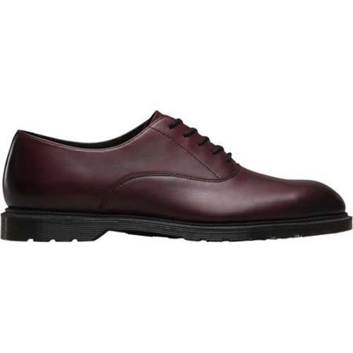 Dr. Martens Fawkes Oxford Shoe Black Temperley