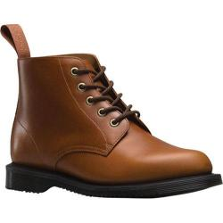 Women's Dr. Martens Emmeline 5 Eye Boot Oak Analine