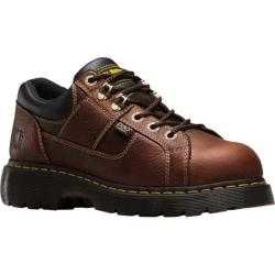Dr. Martens Gunby IM Steel Toe PC 6 Eye Industrial Shoe Teak Industrial Trailblazer