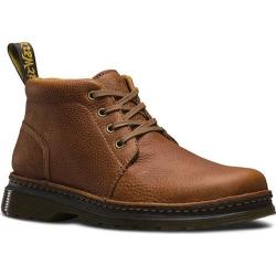 Men's Dr. Martens Lea 4-Eye Chukka Boot Tan/Biscuit Grizzly