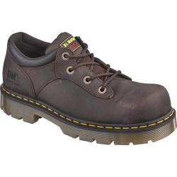 Dr. Martens Naseby ST 4 Tie Shoe Gaucho Volcano Leather