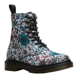 Women's Dr. Martens Page 8 Eye Boot Off White Wanderlust T Canvas