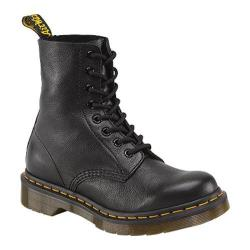 Women's Dr. Martens Pascal 8-Eye Boot Black Virginia