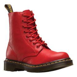 Women's Dr. Martens Pascal 8-Eye Boot Buffalo Blood Virginia