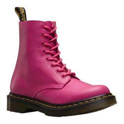 Women's Dr. Martens Pascal 8-Eye Boot Hot Pink Virginia