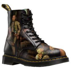 Women's Dr. Martens Pascal 8-Eye Boot Hogarth Renaissance A