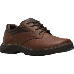 Men's Dr. Martens Prestige 4 Eye Shoe Teak Pitstop Leather