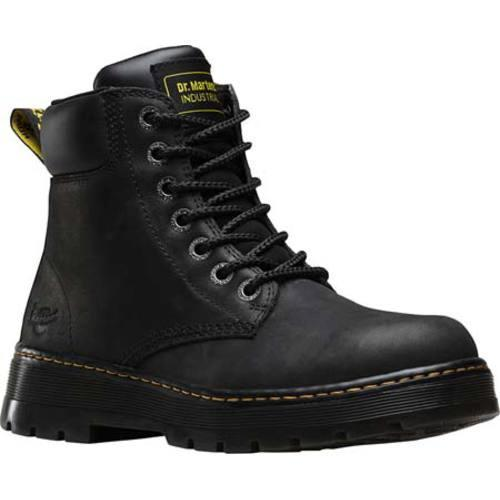 df480236e4b Men's Dr. Martens Winch 7 Eye Boot Black Wyoming Leather