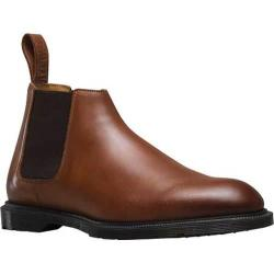 Men's Dr. Martens Wilde Low Chelsea Boot Oak Temperley