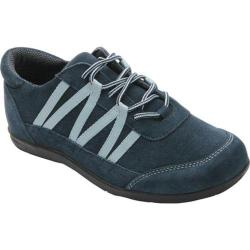Women's Drew Bliss Oxford Navy Suede