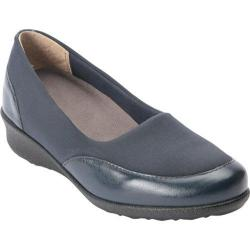Women's Drew London Wedge Navy Combo