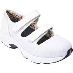 Women's Drew Solo Athletic Shoe White Leather/Sport Mesh