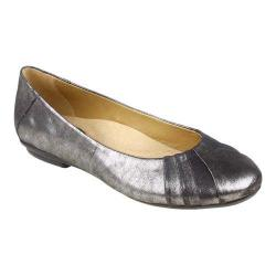 Women's Earth Bellwether Pewter Distressed Kid