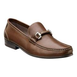 Men's Florsheim Felix Bit Loafer Brown Leather