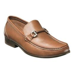 Men's Florsheim Felix Bit Loafer Cognac Smooth Leather