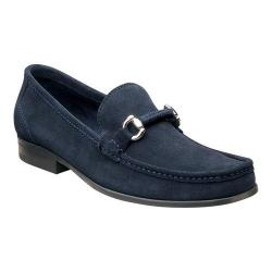 Men's Florsheim Felix Bit Loafer Navy Leather