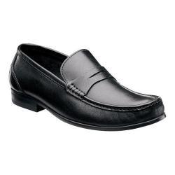 Men's Florsheim Felix Penny Loafer Black Leather