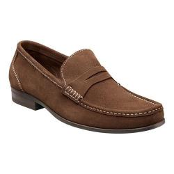 Men's Florsheim Felix Penny Loafer Mocha Leather