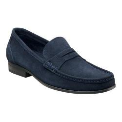 Men's Florsheim Felix Penny Loafer Navy Leather